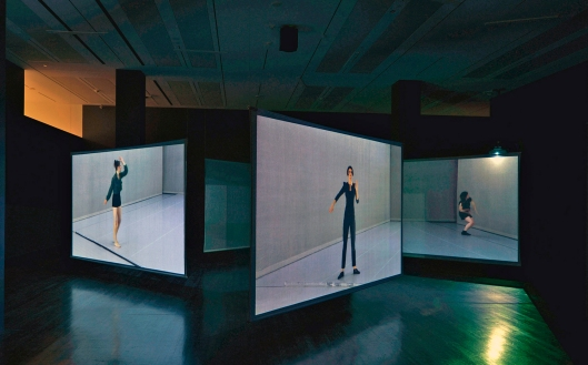 Perception Unfolds: Looking at Deborah Hay's Dance. Image courtesy of Yale University.